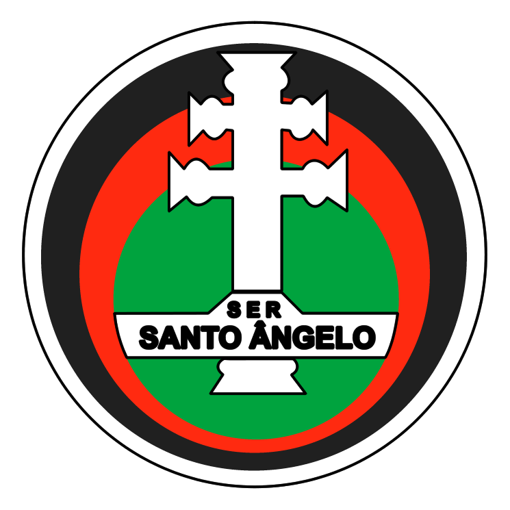 free vector Ser santo angelo de santo angelo rs