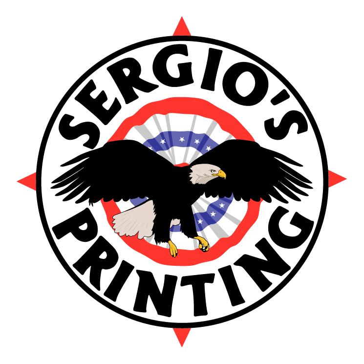 free vector Sergios printing usa