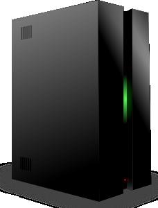 free vector Server clip art