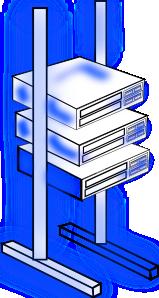 free vector Server S Frame clip art
