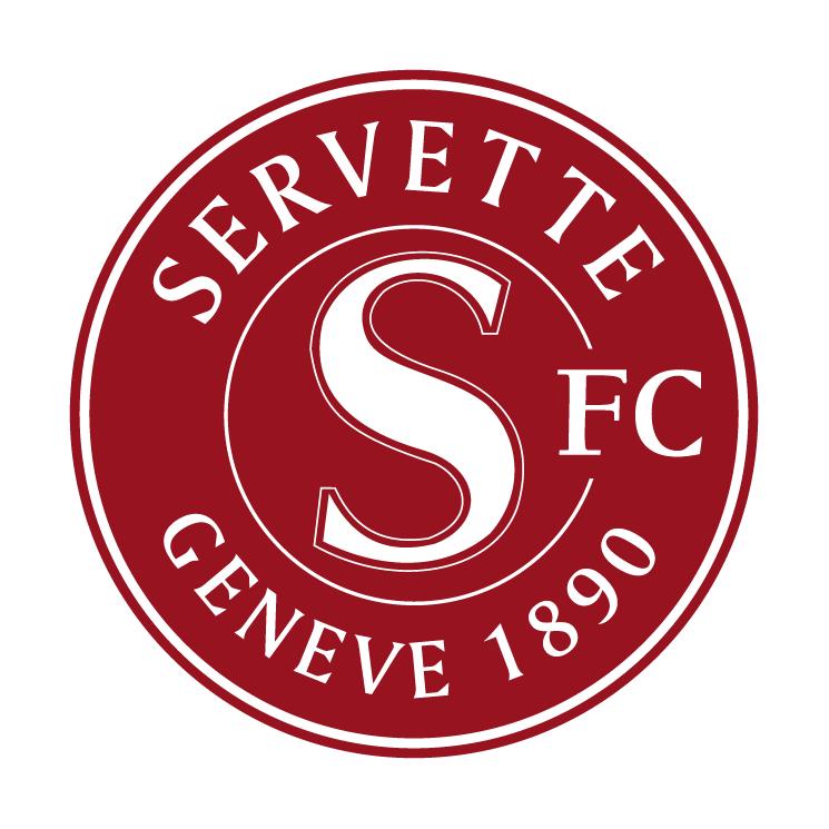 free vector Servette fc de geneve