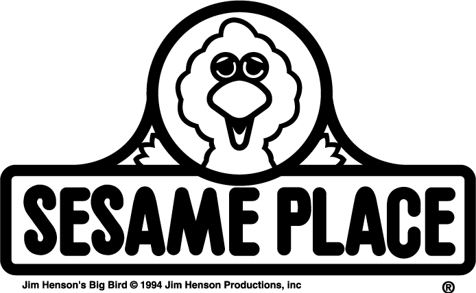 free vector Sesame Place logo