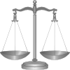 free vector Settlement Law Justice clip art