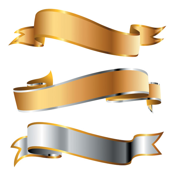 several ribbons ribbons banner vector free vector   4vector vector ribbon banner outline vector ribbon banner free download