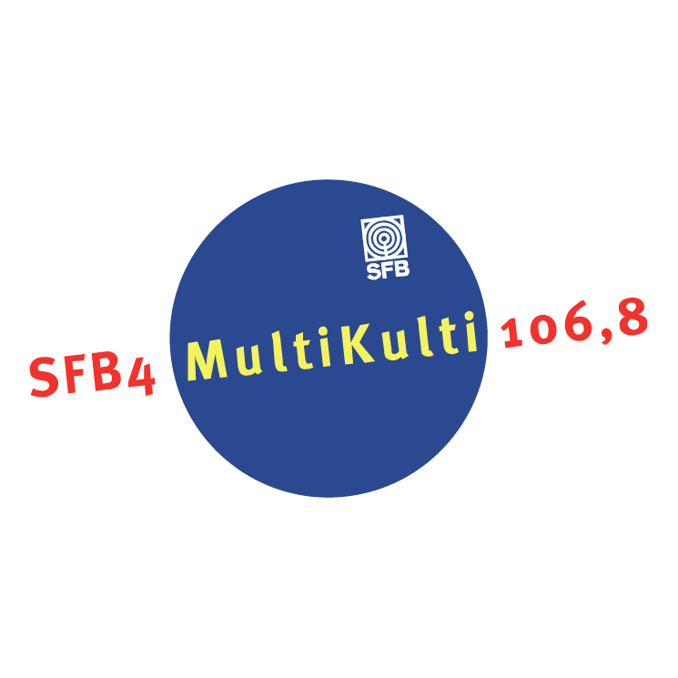 free vector Sfb 4 multikulti