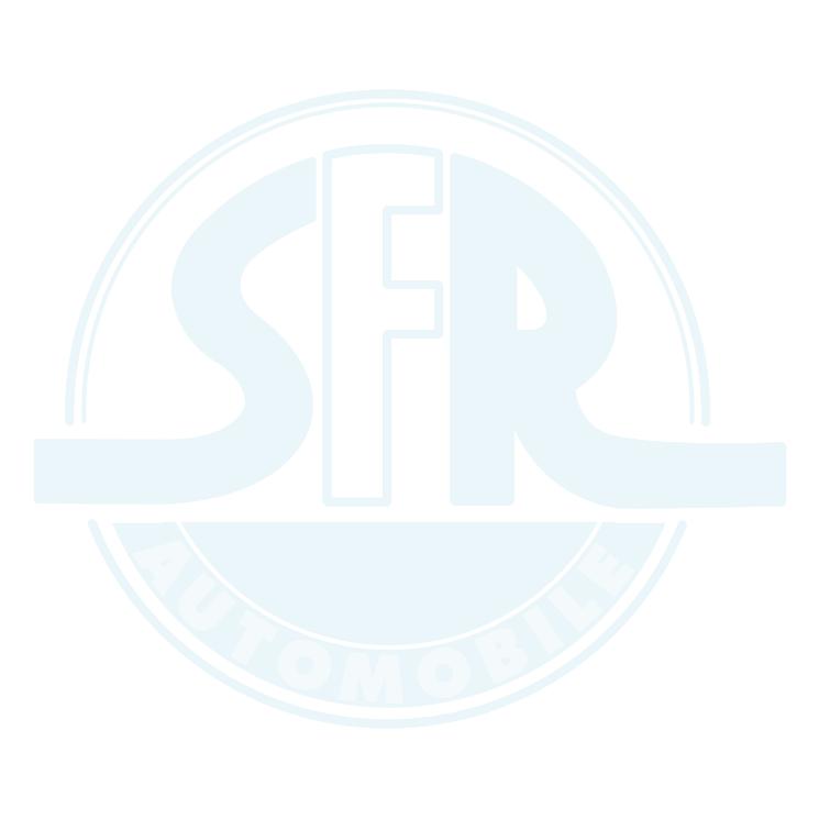 free vector Sfr automobile