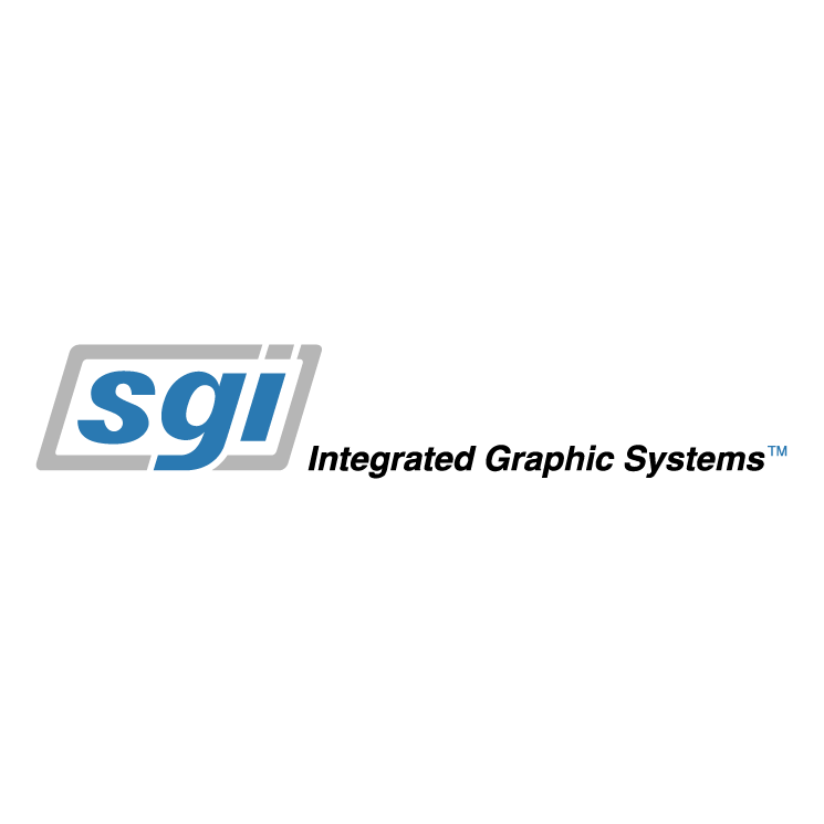 sgi integrated graphic systems free vector    4vector