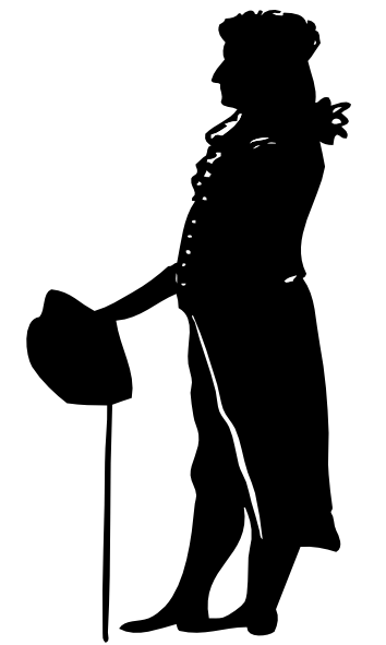 free vector Shadow Of Schiller clip art