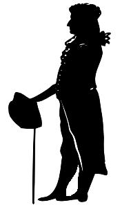 free vector Shadow Of Schiller clip art