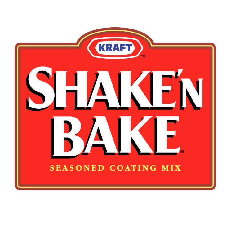 free vector Shaken bake