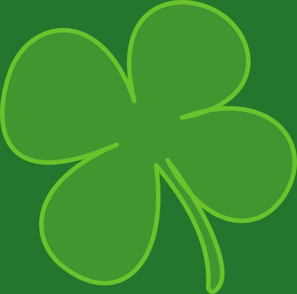 free vector Shamrock Symbol clip art