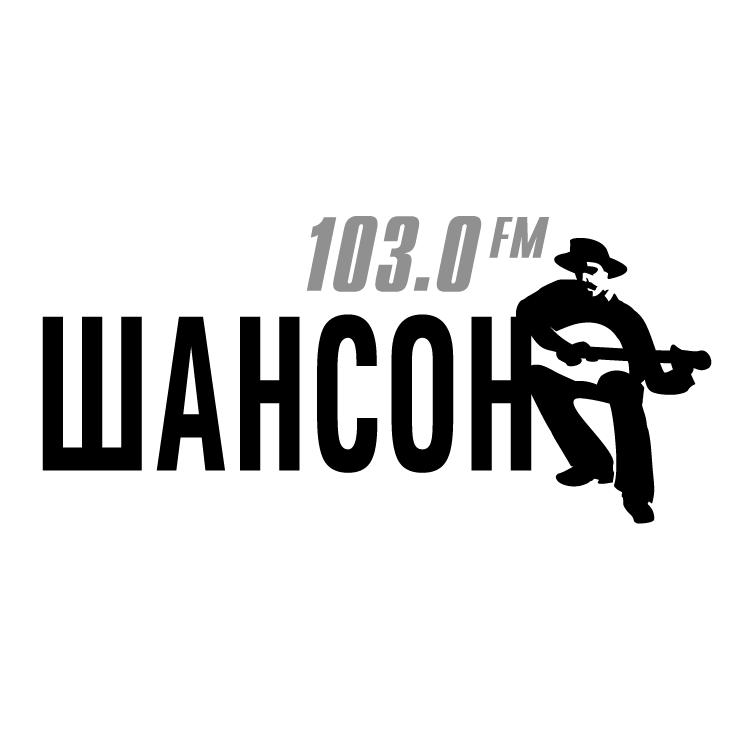 free vector Shanson radio
