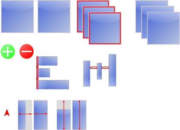 free vector Shapes clip art