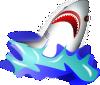 free vector Shark  clip art