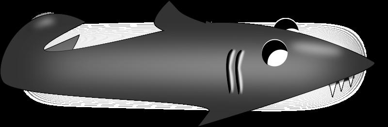 free vector Shark