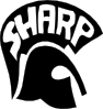 free vector Sharp Logo clip art