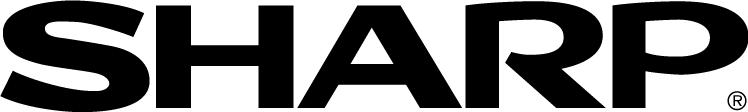 free vector Sharp logo