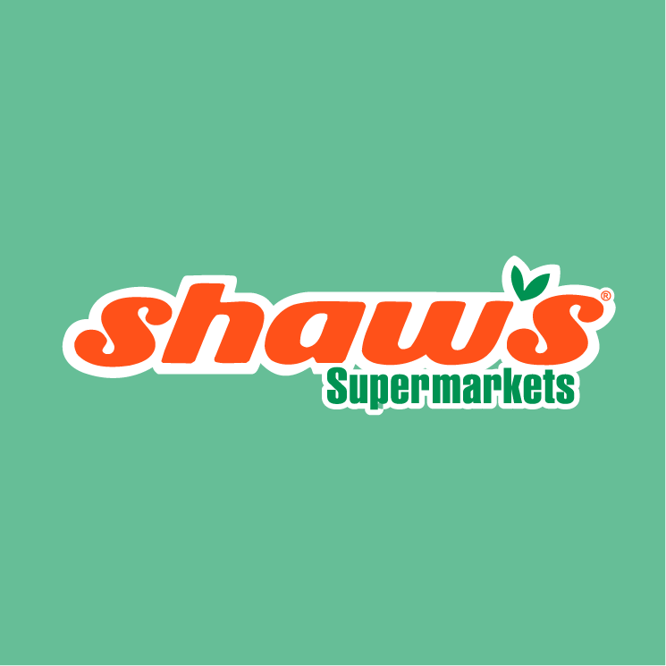 free vector Shaws supermarkets