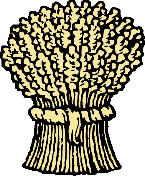 free vector Sheaf clip art