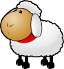 free vector Sheep clip art