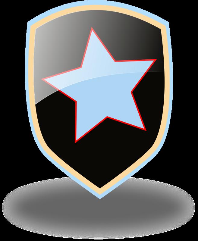 free vector Sheild icon