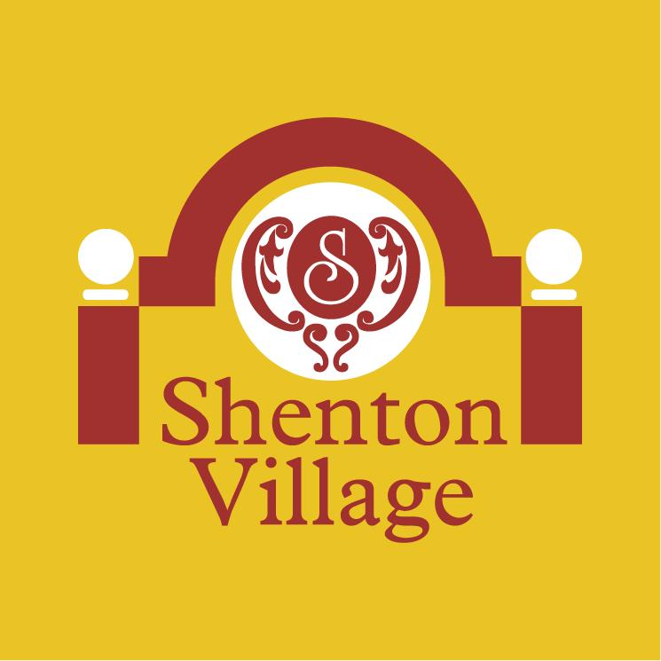 free vector Shenton village