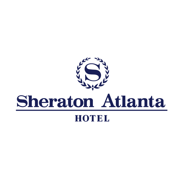 free vector Sheraton atlanta hotel
