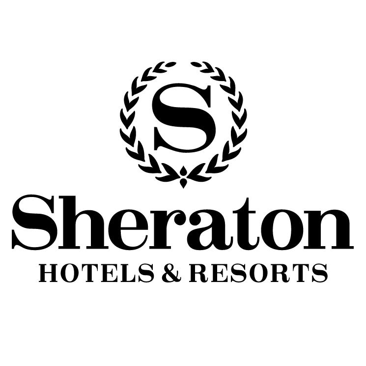 free vector Sheraton hotels resorts