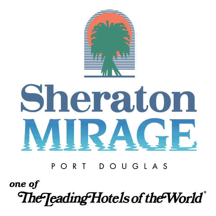 free vector Sheraton mirage