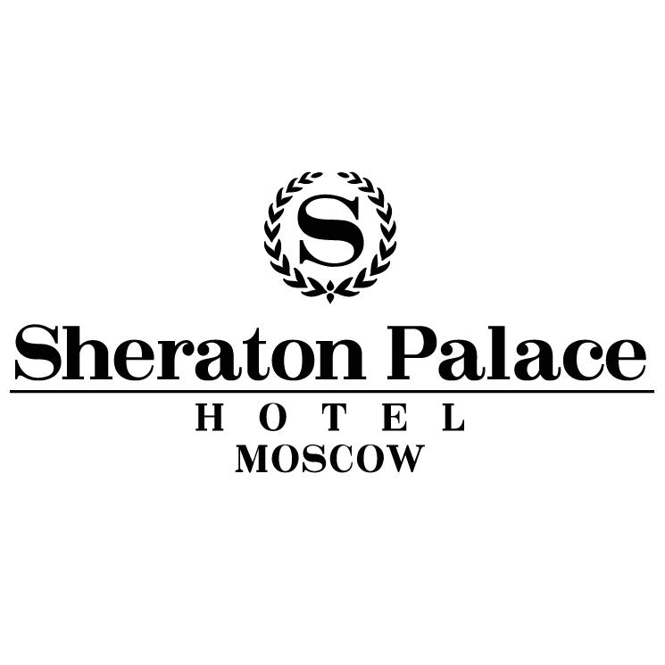 free vector Sheraton palace hotel moscow