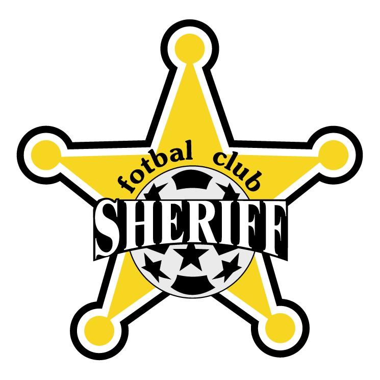 free vector Sheriff