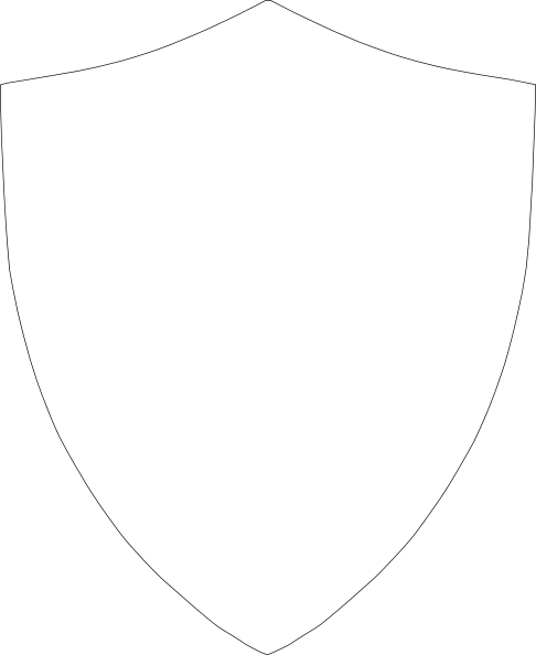 free vector Shield Outline clip art