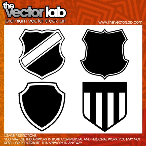 free vector Shield Vector