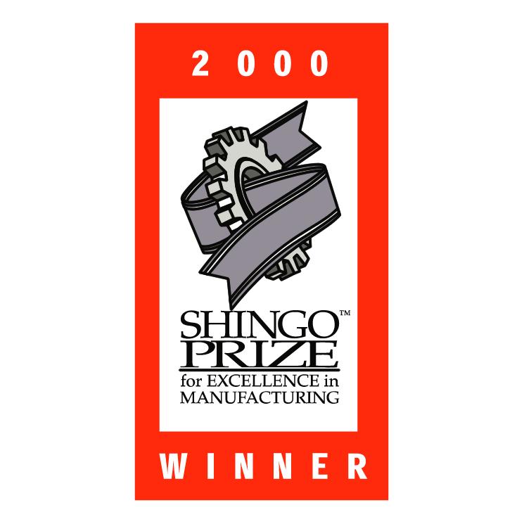 free vector Shingo prize