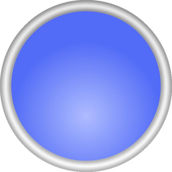 free vector Shiny Blue Circle clip art