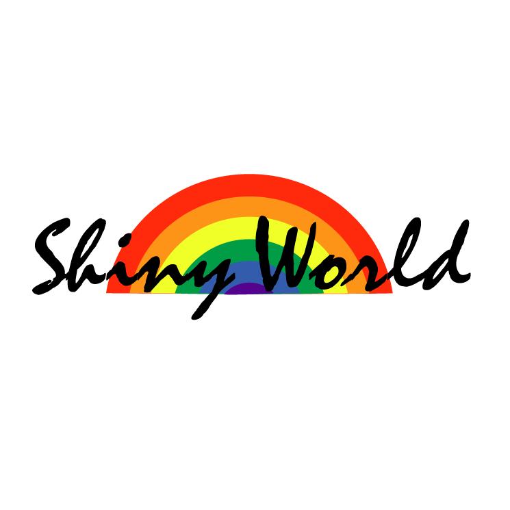 free vector Shiny world