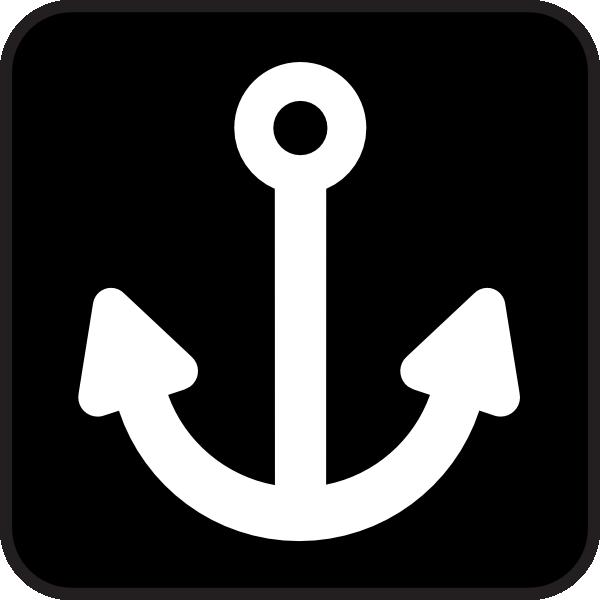 free vector Ship Anchor clip art