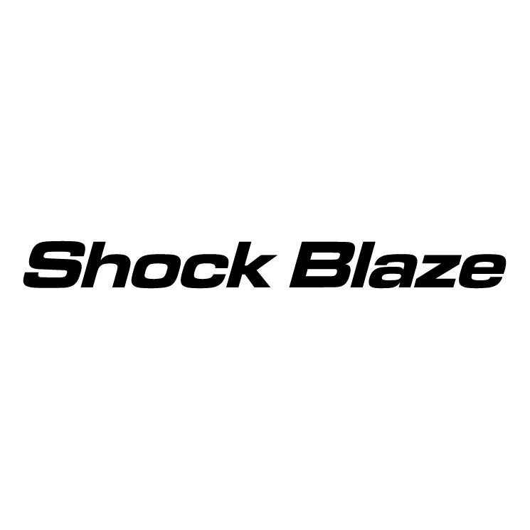 free vector Shock blaze