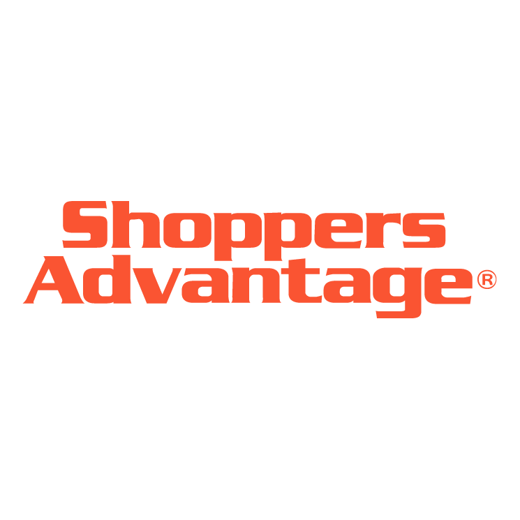 free vector Shoppers advantage