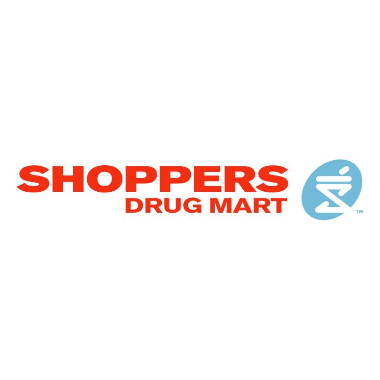 free vector Shoppers drug mart