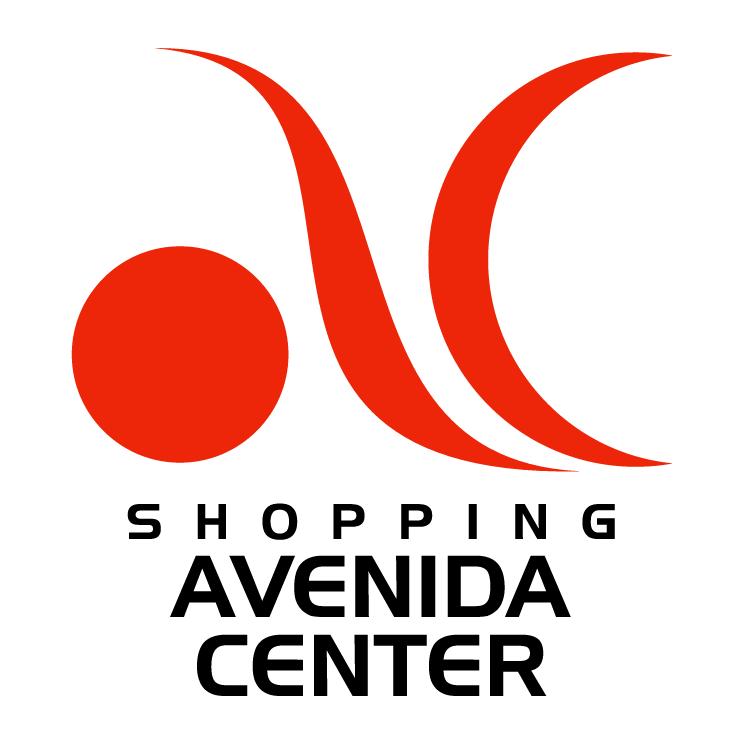 free vector Shopping avenida center