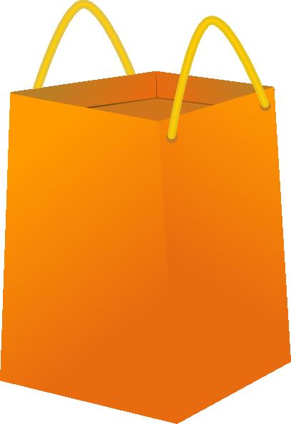 free vector Shopping Bag clip art