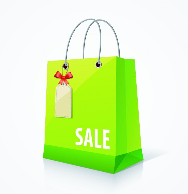 free vector Shopping bags 05 vector