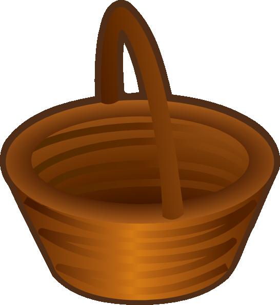 free vector Shopping Basket clip art
