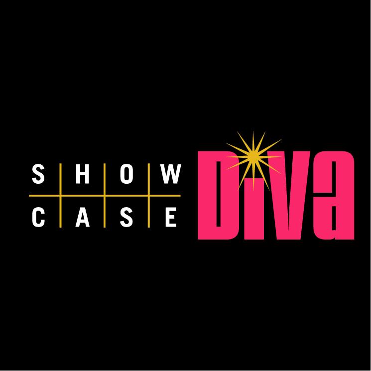 free vector Show case diva