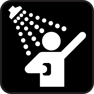free vector Showers clip art