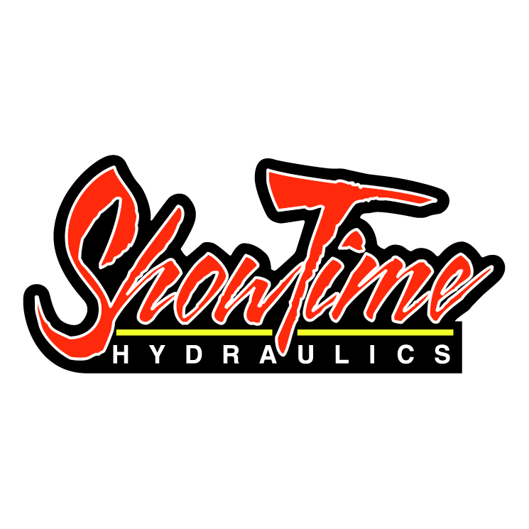 Showtime hydraulics Free Vector / 4Vector