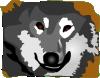 free vector Siberian Huskey clip art