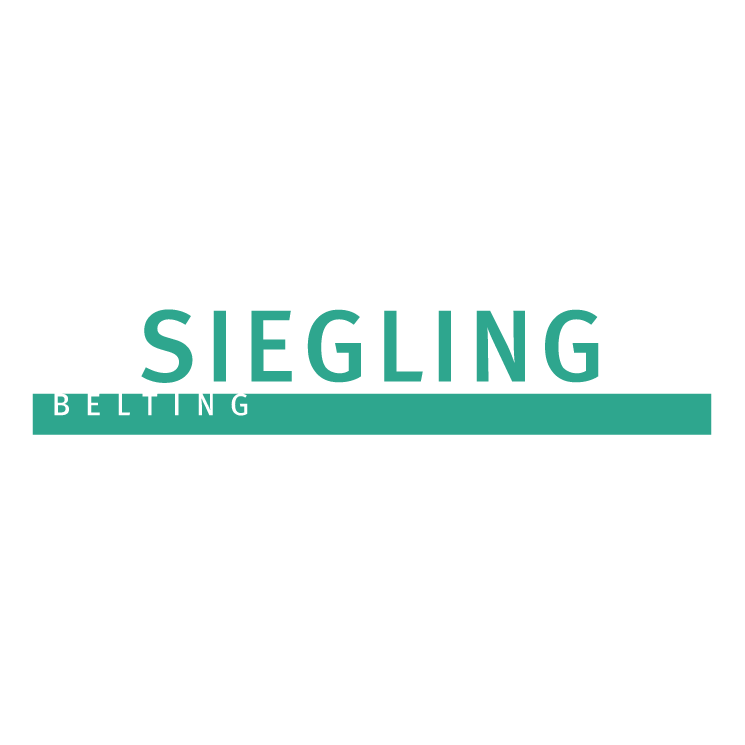 free vector Siegling belting