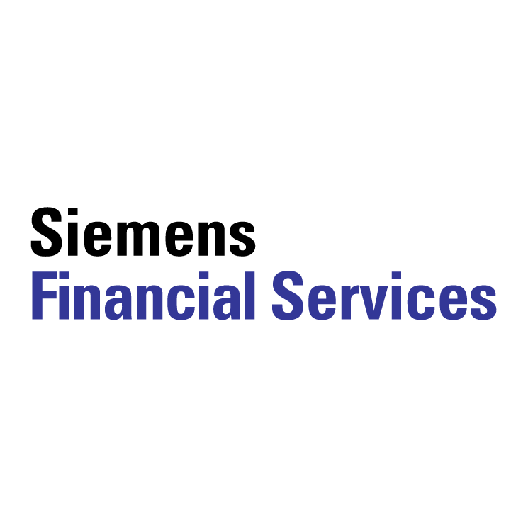 free vector Siemens financial services
